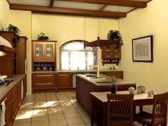 Кухня Кантрі
